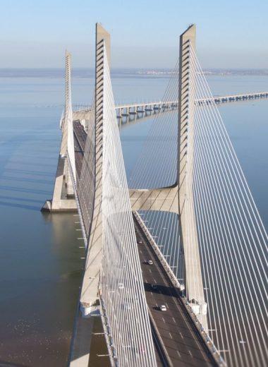 Vasco da Gama Bridge 02